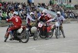 """""""Mildos"""" motobolininkai atsirevanšavo varžovams iš Minsko"""