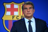 """Iškalbingi skaičiai: """"Barcelonos"""" numatytas limitas išlaidoms yra net 7 kartus mažesnis nei """"Real"""""""