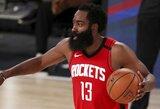 J.Hardenas sutiktų prisijungti prie NBA lyderių