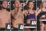 """""""UFC 231"""" svėrimai: nutrauktas M.Holloway užkeikimas ir patvirtintos abi titulinės kovos"""