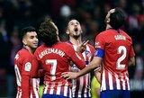 """""""Atletico"""" minimaliu rezultatu įveikė """"Espanyol"""""""