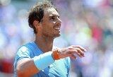 """R.Nadalis ir J.M.Del Potro – """"Roland Garros"""" pusfinalyje"""