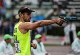 J.Kinderį nuo pasaulio taurės etapo bronzos skyrė 8 sek.