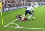 """M.Pochettino atsiprašė """"Manchester United"""" dėl savo futbolininkų elgesio draugiškose rungtynėse"""