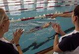 Plaukimo varžybose Vokietijoje P.Mackevičius ir G.Stankevičius užėmė penktąsias vietas