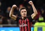 """K.Piatekas trokšta sugrąžinti """"AC Milan"""" ekipai sėkmingus laikus"""