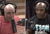 """M.Tysonas: """"Po to """"virusiniu"""" tapusio treniruočių vaizdo įrašo aš savaitę gulėjau lovoje"""""""