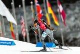 N.Kočergina pasaulio biatlono taurės sprinte aplenkė 10 varžovių