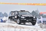 """Winter rally"" lyderiu tapo B.Vanagas"