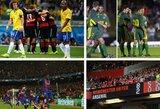 TOP-20: gėdingiausi pralaimėjimai futbolo istorijoje