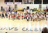 """Geriausios NKL šokėjų grupės konkurse triumfavo """"Palangos"""" ir """"Šilutės"""" merginos"""