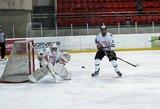 """Pirmąjį mačą sostinėje """"Hockey Punks"""" pažymėjo pergale"""