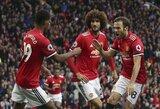 """""""Premier"""" lygos savaitės komandoje – """"Manchester United"""" futbolininkų desantas"""