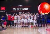 """""""Juventus"""" – KMT bronzos laimėtoja"""
