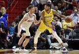 """""""Spurs"""" už K.Leonardą iš """"Lakers"""" nori trijų krepšininkų"""