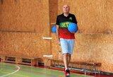"""V.Gecevičius: """"Patekimas į paralimpiadą – svarbiausia mano pergalė"""""""