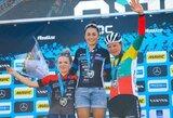 K.Sosna lenktynėse Prancūzijoje – antra
