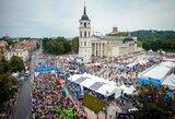 Patvirtinta maratono Vilniuje trasa, organizatoriai tikisi sulaukti rekordų