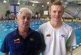 Taline prasidėjo Baltijos šalių plaukimo čempionatas ir jaunių mačas