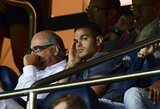 PSG klube žaisti negaunantis H.Ben Arfa sulaukė komandos draugų palaikymo