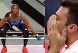 Pamatykite: sukrečianti trauma Europos sunkiosios atletikos čempionate