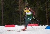Gimtadienį minėjęs V.Strolia pasaulio biatlono taurės varžybose pasiekė geriausią karjeros rezultatą