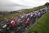G.Bagdonas pirmąjį dviračių lenktynių Prancūzijoje etapą baigė 18-as
