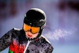 A.Drukarovas pasaulio jaunimo kalnų slidinėjimo čempionatą pradėjo geriausiu savo rezultatu