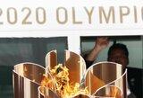 """Japonijos olimpinio komiteto narys tapo pirmuoju tokio rango atstovu, raginančiu atidėti Tokijo olimpiadą: """"Tai parodo, kad atletų sveikata nėra svarbiausias dalykas"""""""