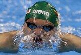 Londonas 2012-ieji: ar atlaikys Lietuvos plaukikai milžinišką konkurenciją?