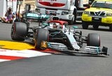 "Legendinėje Monako trasoje ""Mercedes"" pratęsė savo dominavimą, ""Ferrari"" patyrė fiasko"