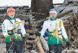 Lietuviai pradėjo Europos orientavimosi sporto slidėmis čempionatą