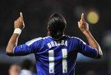 """D.Drogbos įvarčių """"Chelsea"""" klube Top 10"""