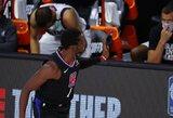 """""""Clippers"""" išsaugojo atsarginį gynėją"""