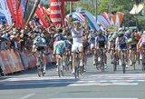 """Paskutiniame """"Tour of Turkey"""" dviračių lenktynių etape A.Kruopis finišavo ketvirtas"""