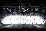 Po keturių mėnesių pertraukos NHL klubai sužaidė pasiruošimo rungtynes, žaidėjai išreiškė palaikymą juodaodžių bendruomenei