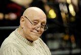 Legendinis NCAA treneris J.Tarkanianas paguldytas į ligoninę