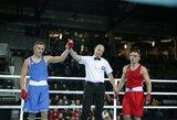 Lietuvos boksininkas tapo pasaulio studentų čempionato prizininku