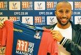 """Oficialu: """"Crystal Palace"""" įsigijo A.Townsendą ir S.Mandandą (+ 1 perėjimas)"""
