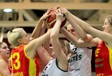 """Savaitgalį """"Ryto"""" arenoje – Baltijos šalių krepšininkių mūšiai dėl čempionių taurės"""