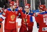 Nei vieno pralaimėjimo nepatyrę rusai triumfavo Euroturo turnyre namuose