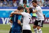 Seniausiu pasaulio čempionato žaidėju tapęs Egipto vartininkas atrėmė baudinį, tačiau Saudo Arabija paskutinėmis sekundėmis iškovojo pergalę