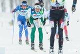 Europos čempionate Lietuvos orientacininkų komanda 8-ta