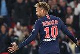 """""""Football Leaks"""" atskleidė: įspūdinga suma, kurią Neymaras uždirba vien už tai, kad pasisveikintų su PSG sirgaliais"""