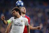 """Marcelo gina """"Real"""": """"Mes neturime problemų dėl nusiteikimo rungtynėms"""""""