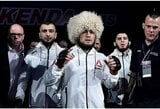 "Dagestaniečių invazija ""UFC 254"" turnyre: Ch.Nurmagomedovas vyks kautis su pusbroliais ir I.Machačevu"