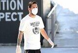 L.Messi pridėjo dar pusę milijono kovai su koronaviruso pandemija