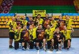 """Vorai"" vėl triumfavo Baltarusijos turnyre ""Winter Brest"""