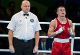 Tarp nušalintų olimpiados bokso teisėjų - lietuvių likimus nusprendę arbitrai