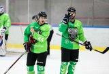 """""""Kaunas Hockey"""" išvykoje nukovė Lietuvos čempionato lyderius"""